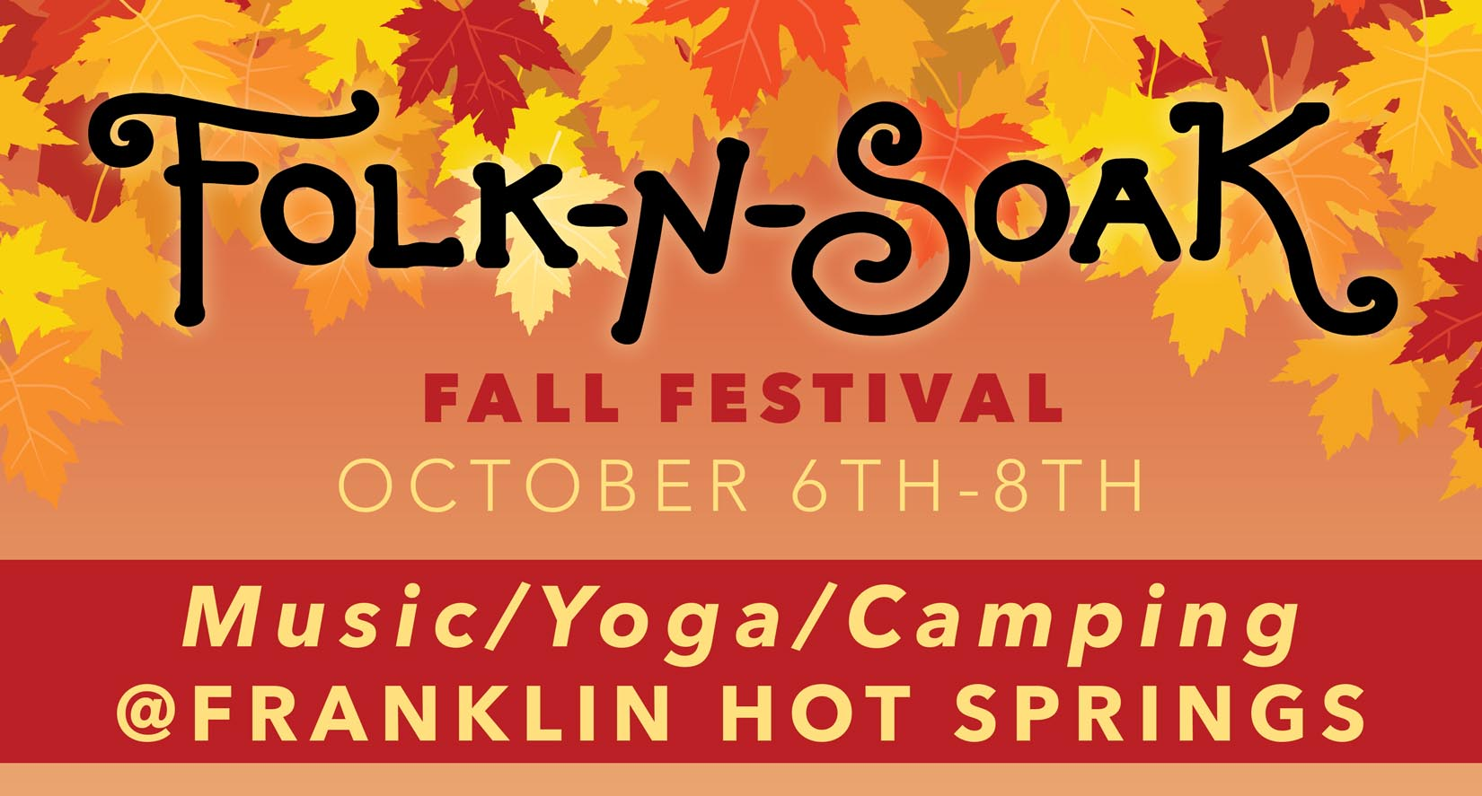 Folk-n-Soak Music Festival
